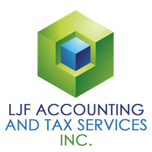LJF accounting and tax services logo